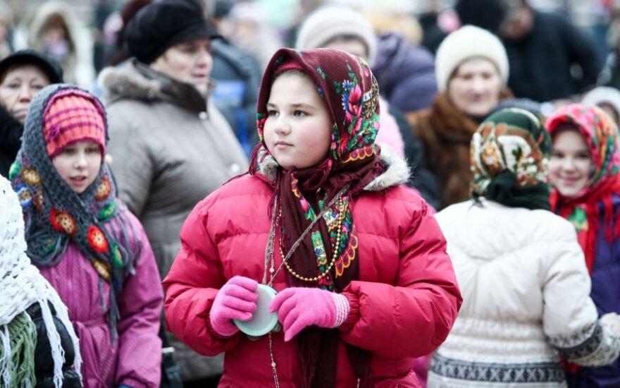 За 10 лет число русских в Литве сократилось почти на 20%