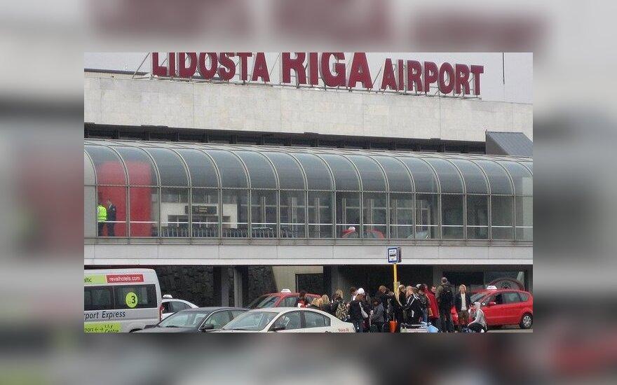 """Рижский аэропорт пытается """"заполучить"""" KLM и Air France"""