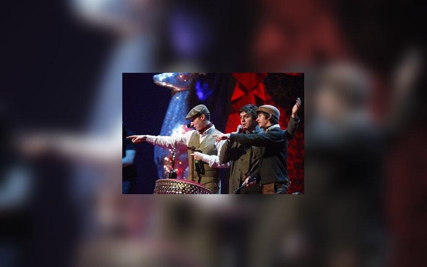 """Grupė """"The Arctic Monkeys"""""""