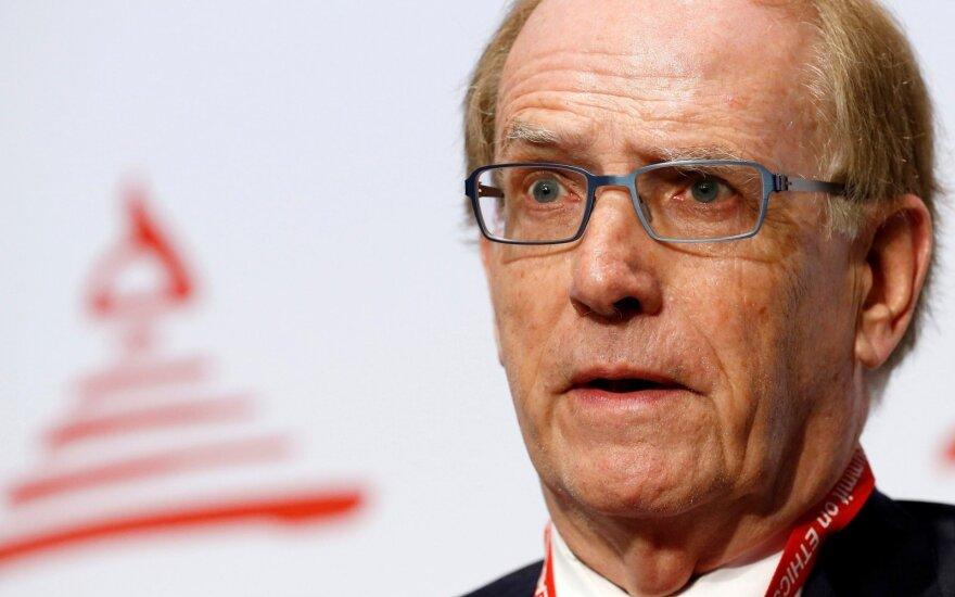 Глава WADA Макларен предупреждает Россию о жестких санкциях