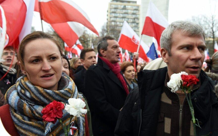 В Польше принятый консерваторами закон о СМИ вызвал критику