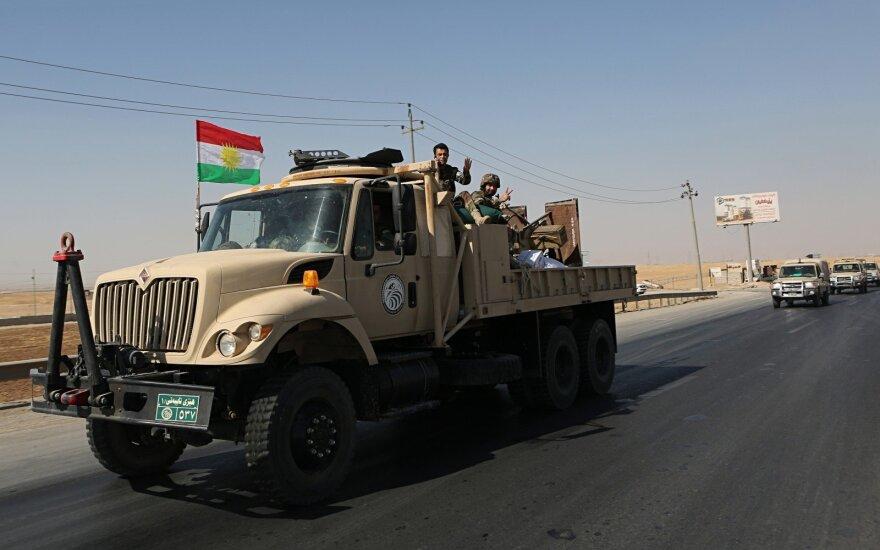 Курды начали военную операцию против последнего оплота ИГ в Сирии