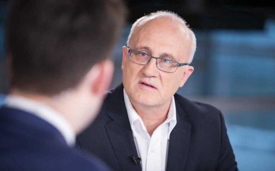 Stasys Jakeliūnas, Marius Jurgilas
