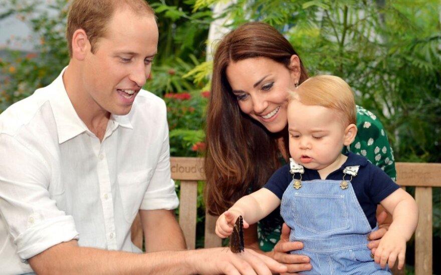 Принцу Уильяму нужно разрешение жены, чтобы сводить сына на футбол