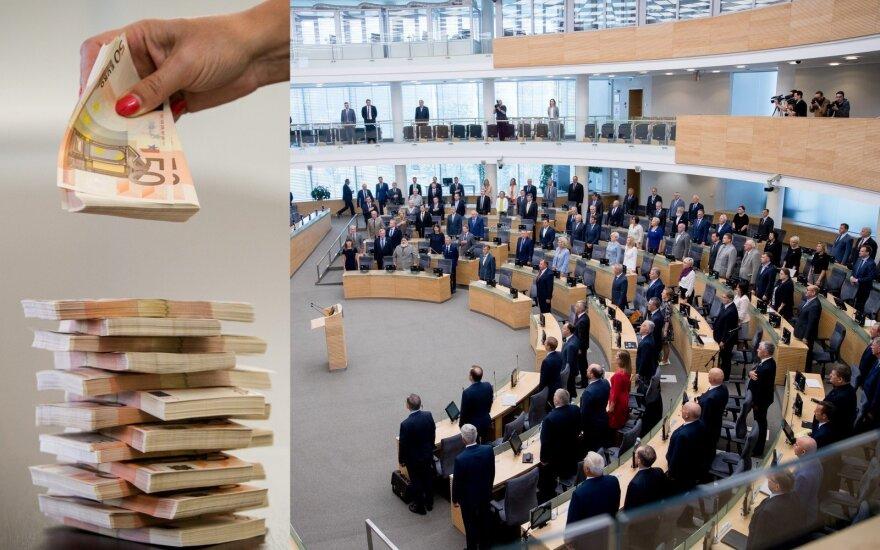 Мэрия Вильнюса утвердила бюджет 2019 года