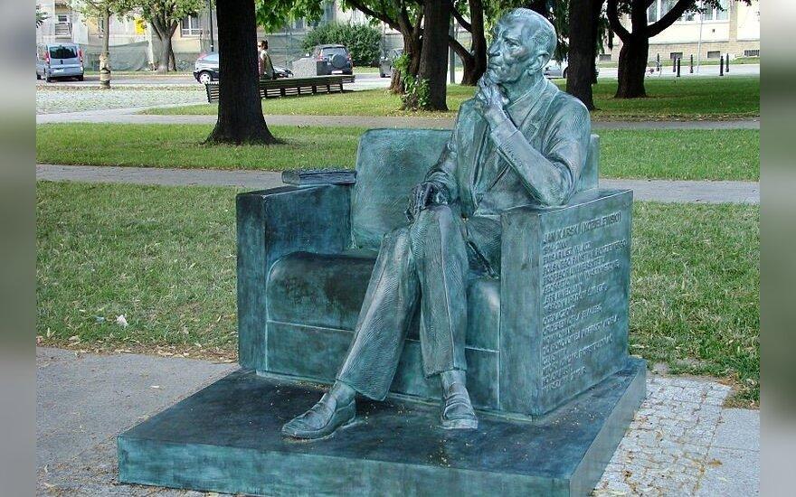 Jan Karski. Foto: Szczebrzeszynski