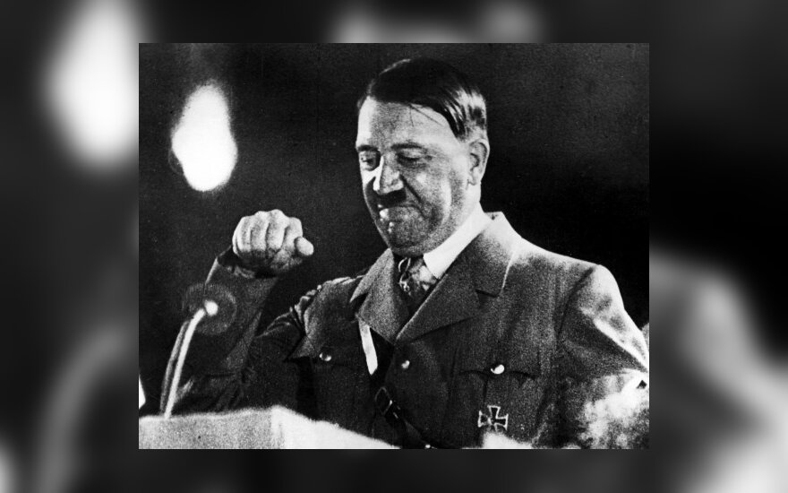 Ученые: предполагаемый череп Гитлера — Евы Браун