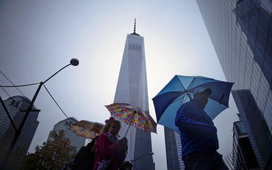 В Нью-Йорке вновь открыт Всемирный торговый центр