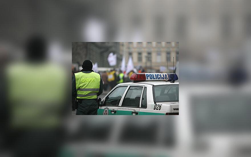 Policijos ekipažas