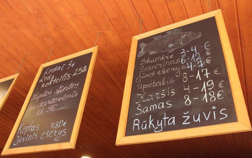 Налоговая инспекция: если вы платите 12 евро за жаркое, вам должны принести два килограмма мяса