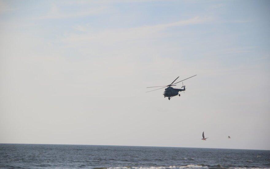 Sraigtasparnis Palangoje