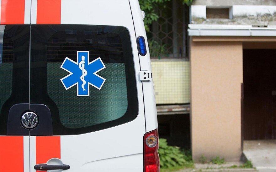 Управлявший автобусом 19-летний клайпедчанин наехал на женщину