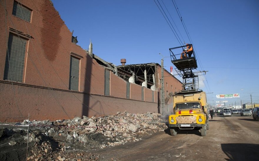 В Челябинской области устранены четыре из пяти повреждений от метеорита