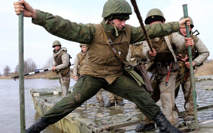 Разведка Литвы: Россия последовательно повышает военные мощности в Калининграде