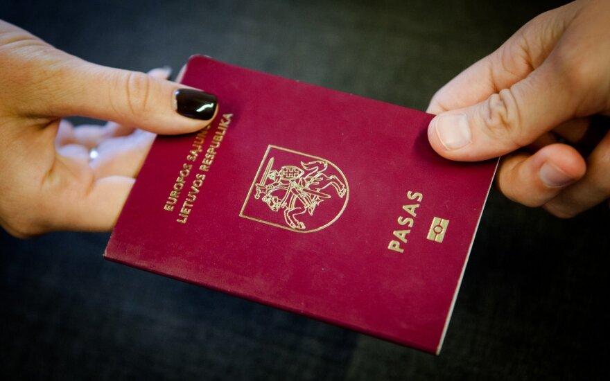 О возможности восстановления в гражданстве Литвы литвакам будут сообщать лично