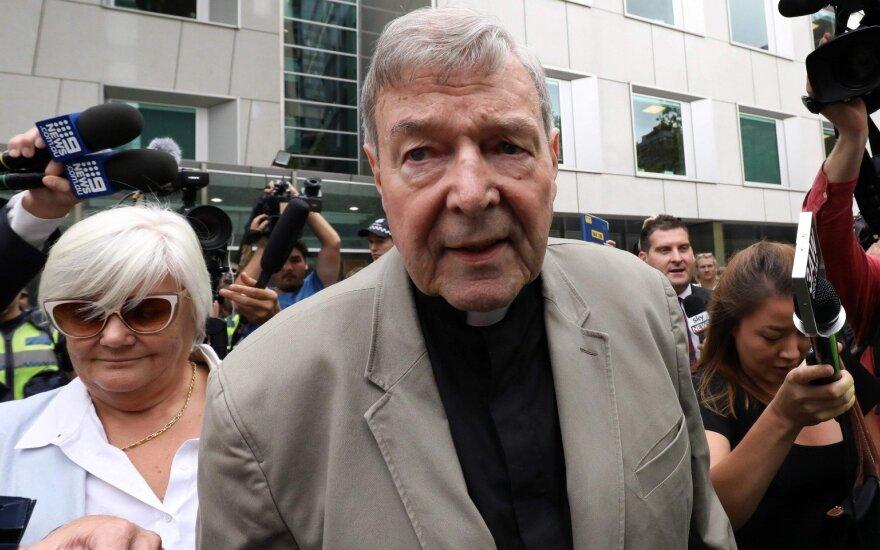 Кардинал Римской церкви признан виновным в сексуальных преступлениях