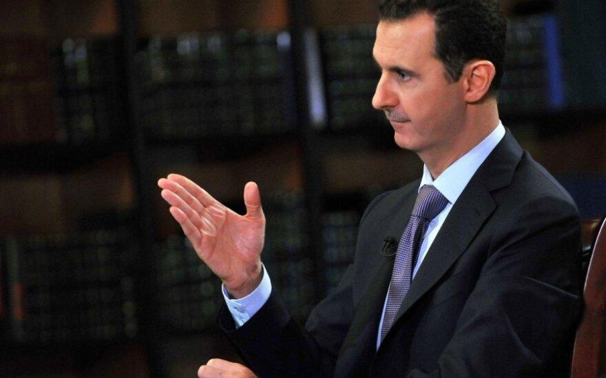 Асад: атака на Charlie Hebdo – результат политики Запада