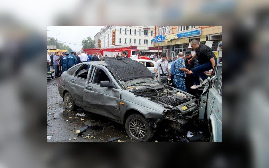 Мощный взрыв во Владикавказе: 16 погибших, 138 раненых