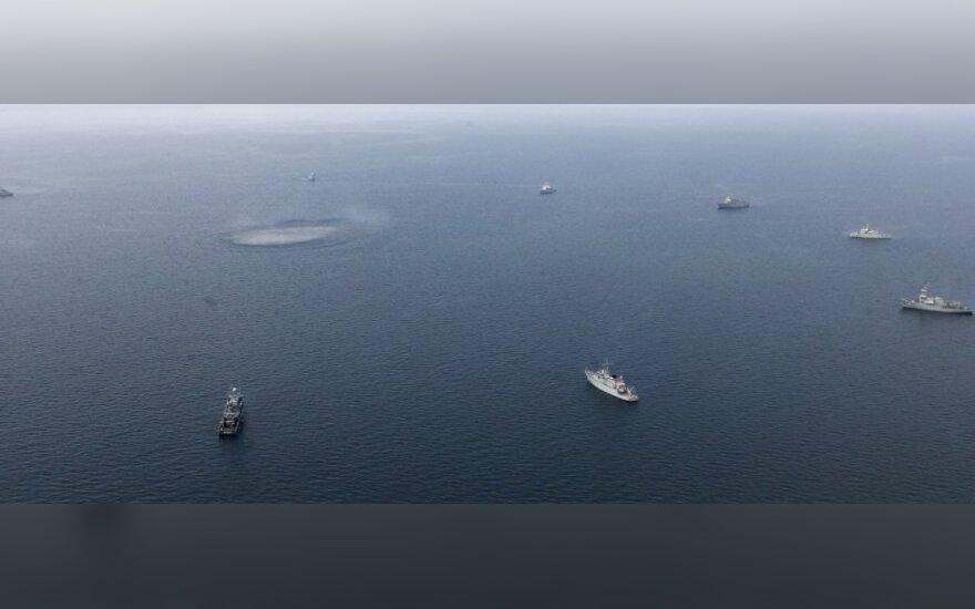 NATO laivai
