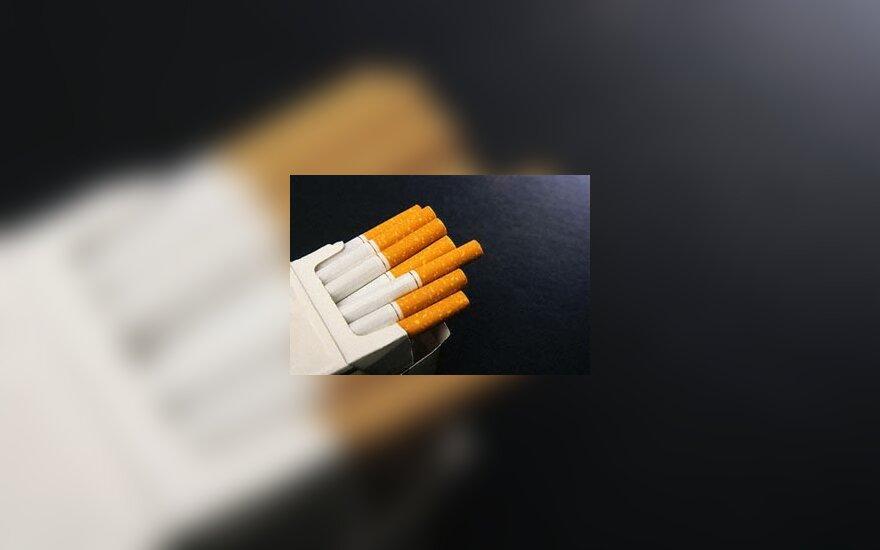 cigaretės, rūkymas