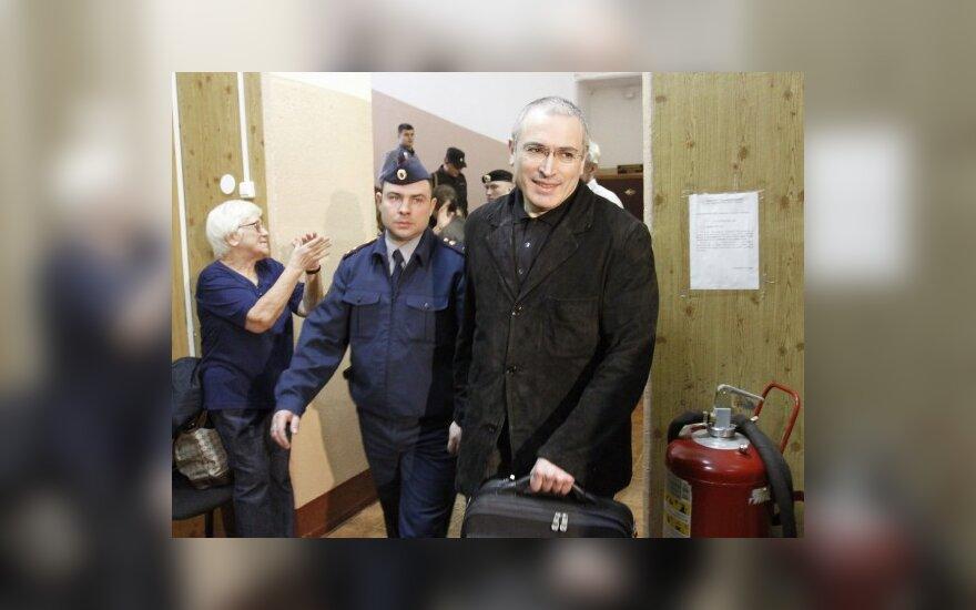 Семья Ходорковского была морально готова к приговору