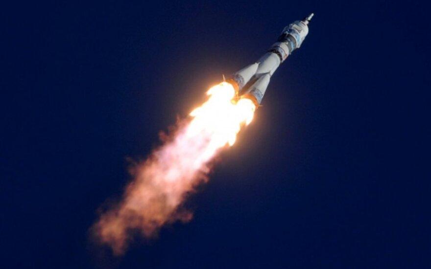 """Корабль """"Союз"""" с британским астронавтом состыкован с МКС"""
