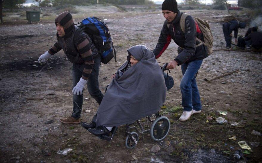 Норвегия начала выдворение беженцев обратно в Россию