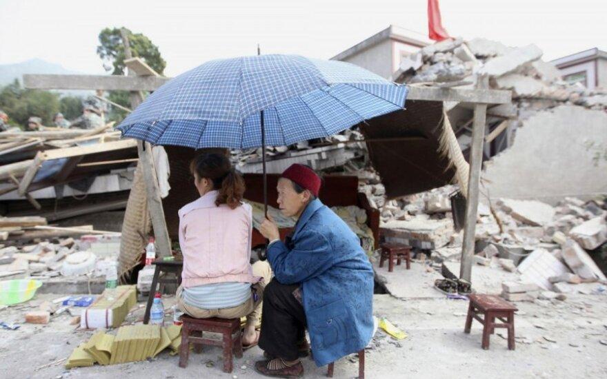 Chiny i Meksyk: Potężne trzęsienia ziemi