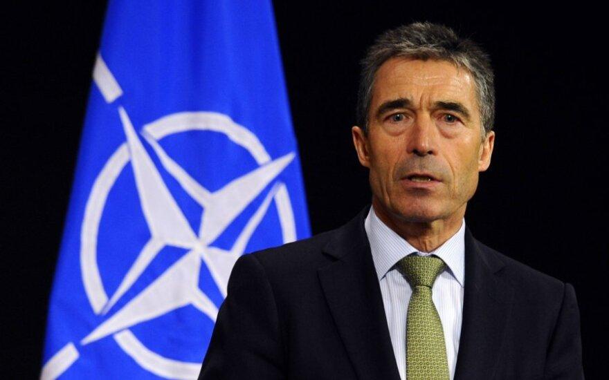 Расмуссен: России и НАТО нужны две отдельные системы ПРО
