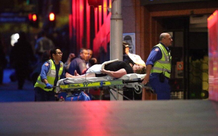 Драма в Сиднее: полиция освободила заложников