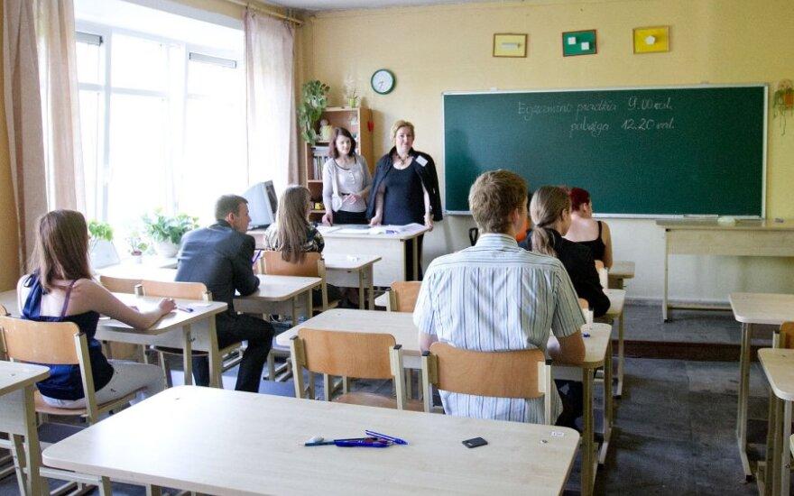 Министр: дети нацменьшинств хуже осваивают правописание литовского языка, но сочинения пишут хорошо