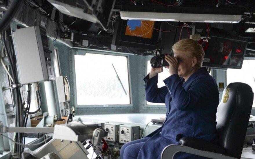 Dalia Grybauskaitė: Rosyjski szowinizm jest bardzo niebezpieczny