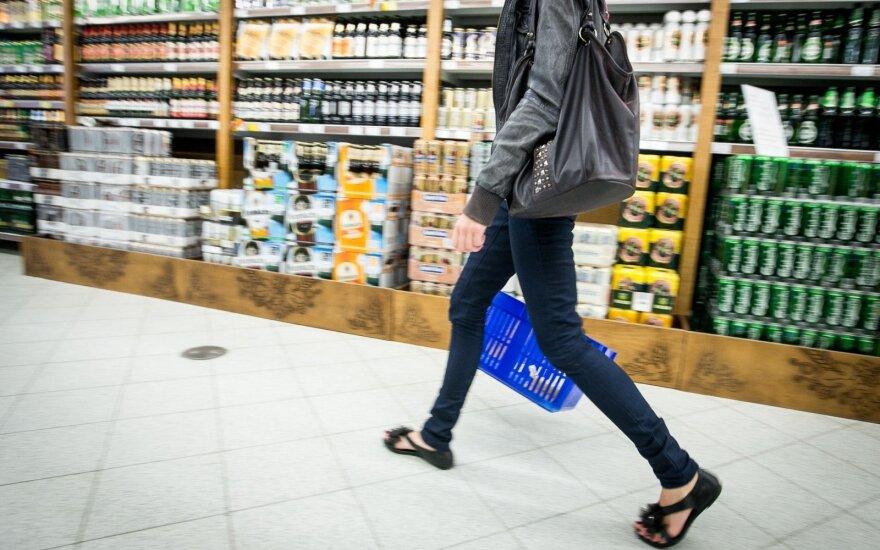 Алкоголь по-прежнему будут продавать во всех магазинах