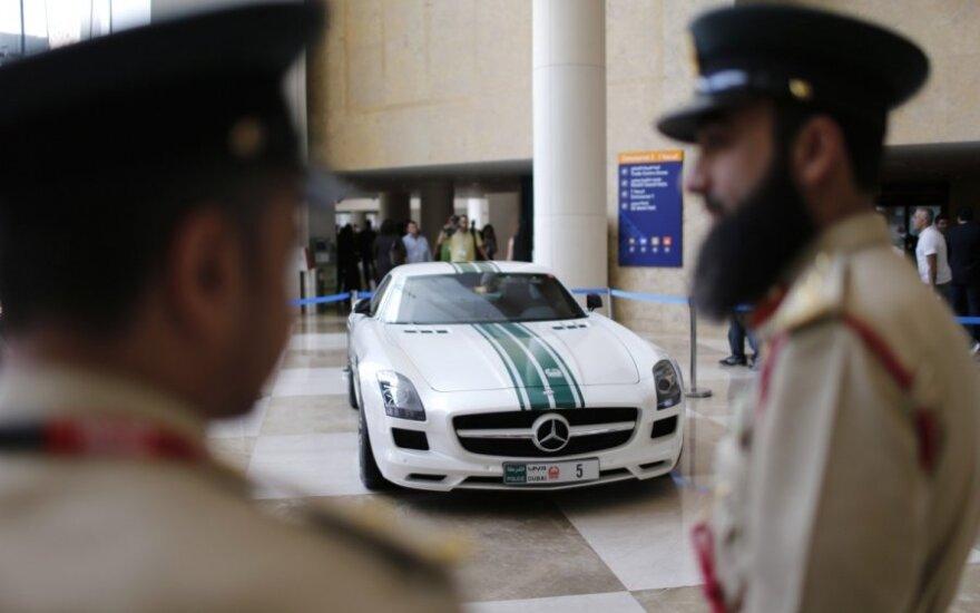 Хакеры взломали Twitter полиции Дубая