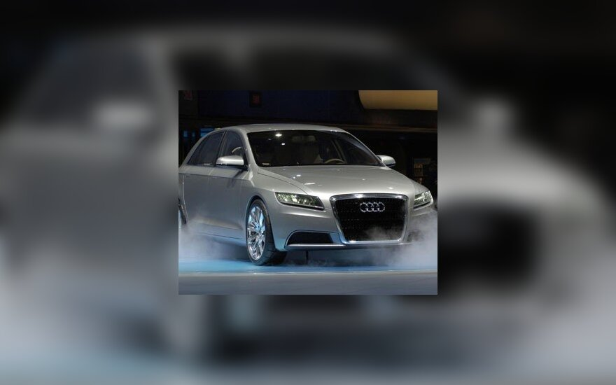 """Koncepcinis """"Audi Roadjet"""""""