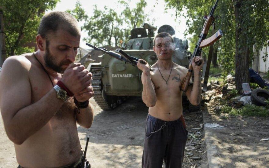 """В Европе связывают российский """"черный список"""" с наступлением сепаратистов на Донбассе"""