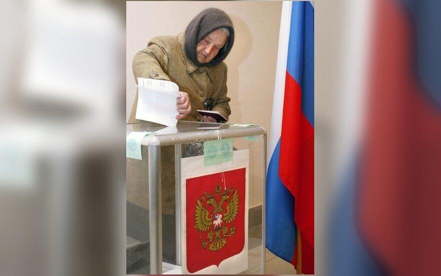 В аппарате ЦИКа появился специалист из Кремля