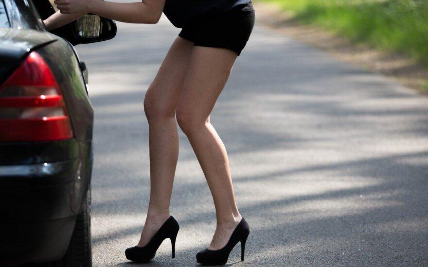 Шесть вильнюсских проституток пополнят госбюджет