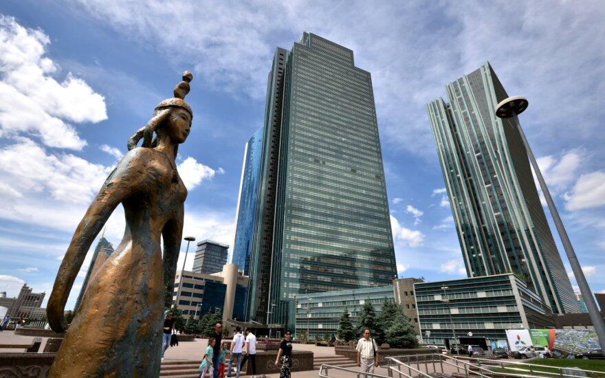 Kazachstanas, Nursultanas