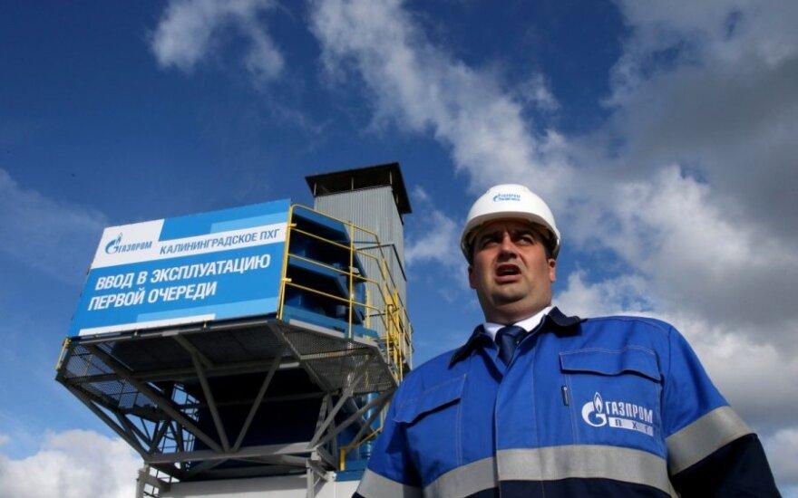 """Министр энергетики: """"Газпром"""" пока не склонен снижать цены на газ для Литвы"""