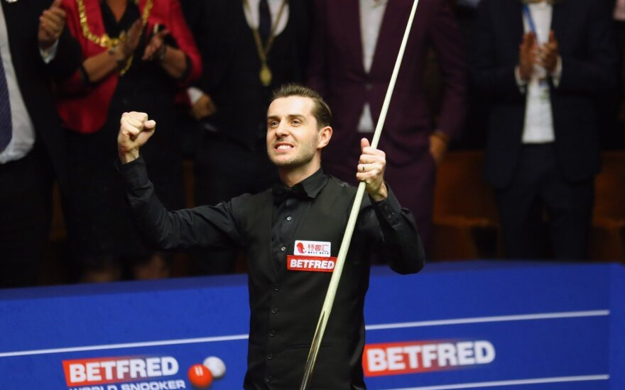 Markas Selby