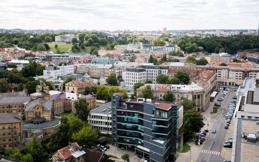 Ранее забытый район Вильнюса переживает свой золотой век