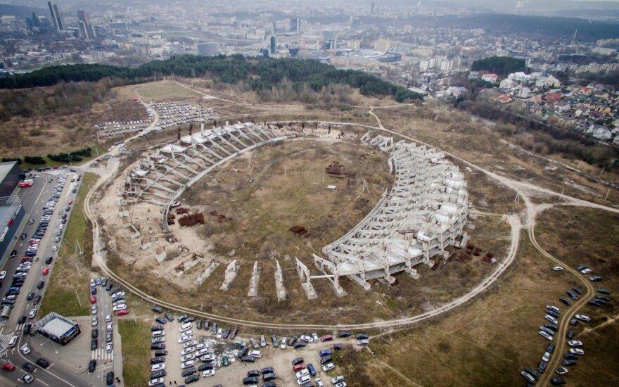 Поляки отказываются участвовать в конкурсе национального стадиона в Вильнюсе