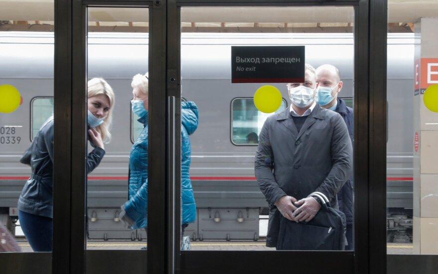 В России за сутки умерли 317 пациентов с коронавирусом - максимум с начала пандемии