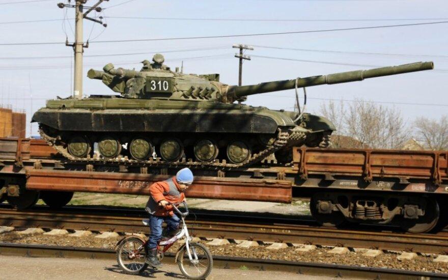 ПАСЕ подготовила два проекта резолюции по ситуации в Крыму