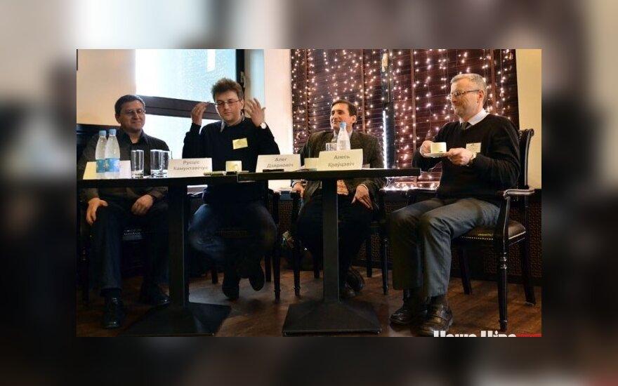 Дисскусия в Минске: разное видение истории ВКЛ - проблема?