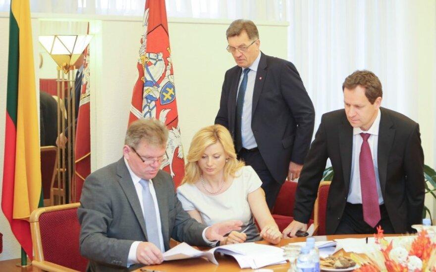 Politycy o egzaminie z języka litewskiego: Nie jest źle, ale dyskryminacja nadal istnieje