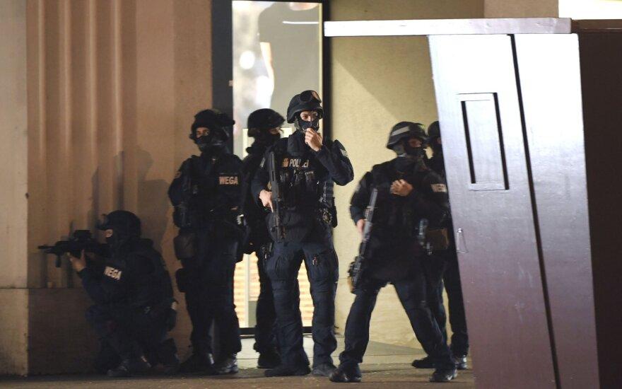 Австрийская полиция ищет третьего участника нападения в Вене