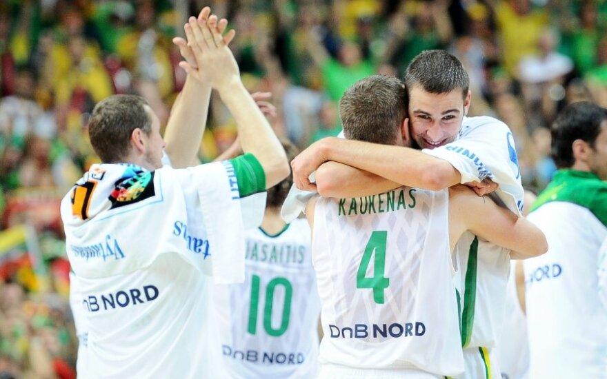 Литва победила Германию и прошла в четвертьфинал