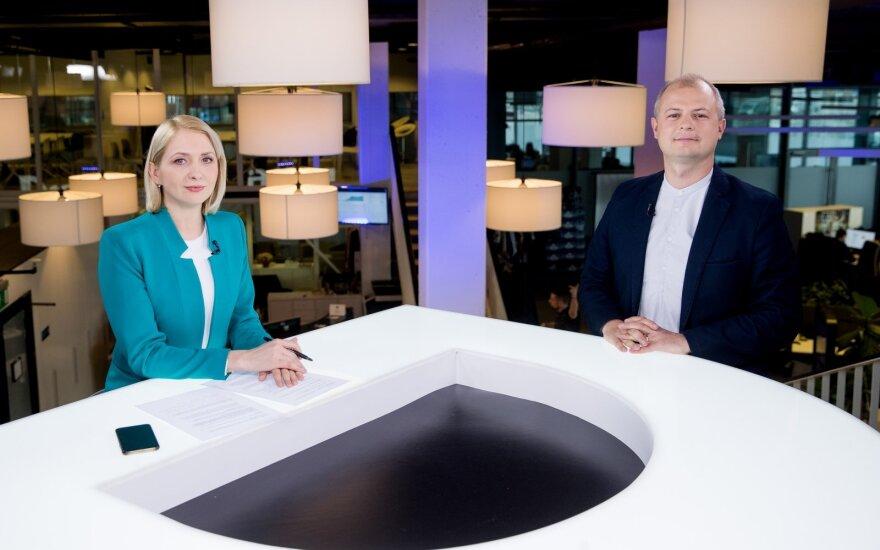 Kristina Pocytė, Simonas Gentvilas